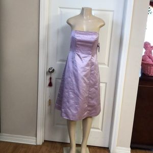 Lavender gown